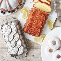 Nordic Ware Citrus Loaf Pan, available at #surlatable