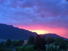Aix les Bains Sunrise