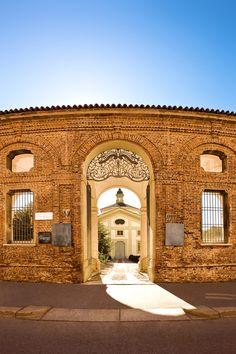 the Rotonda della Besana church during Milan design week