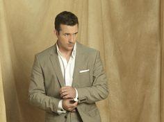 revenge s3 Barry Sloane, Double Infinity, Character Modeling, Revenge, Movie Tv, Tv Series, Suit Jacket, Actors, Blazer