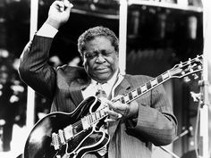 Rest in peace, #BBKing. We owe you and your guitar more than we'll likely ever know. A great light has gone out.