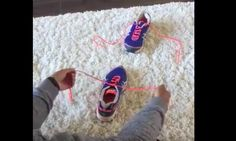 Shoelace tying tantrums, be gone. Especially for kids who have problems with fine motor skills.