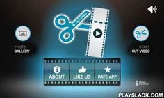 "Cut Video FX: Trim Your Movie  Android App - playslack.com , Cut Video FX is a simple trimmer for your movies. Just select start & end frames and press start. Your video will be trimmed very quickly in our editor.You may play, share and save all converted videos in our studio gallery.  The ""Cut Video FX"" converter is free! Check it NOW!"