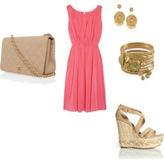 church outfit! i love this dress!!!