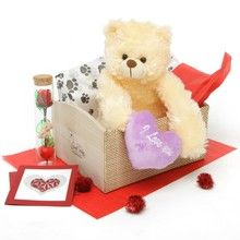 valentines day bear big