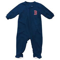 Boston Red Sox Baby Sleeper
