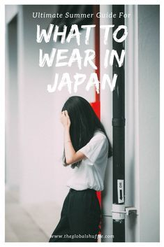 What To Wear In Japan: Summer Edition