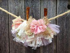 Beautiful Lace & Scrap Fabric Tutu 024 Months by CuckooTutu Fabric Scraps, Scrap Fabric, Sewing Crafts, Sewing Projects, Fabric Tutu, How To Make Tutu, Diy Tutu, Vintage Princess, Crafty Kids