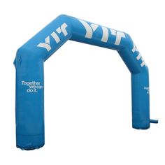 Inflatable Arches : YIT Inflatable Arch AQ3064 www.airquee.co.uk
