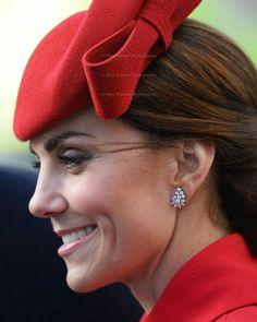 Middleton Family, Kate Middleton Style, Kate Middleton Jewelry, Duke And Duchess, Duchess Of Cambridge, Commonwealth, Kate Makeup, Princesa Kate Middleton, Diana Williams