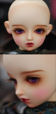 bjd The Painted details are amazing