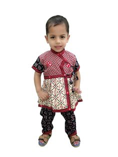 167a37f24 Kids kurta payjama Indian Girl   Boy s Angrakha Anarkali Suit Multicolor  Dress