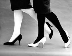 Must have black and white pumps <3