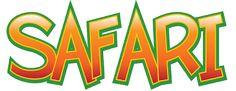 Imagens Safari para montagens digitais