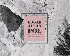 Poe book / Libro Poe on Behance