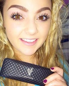Are you ready for gorgeous, long lashes? It's time to try Younique's 3D Fiber Lash Mascara-- safe for contact lens wearers, water resistant and leaves your lashes feeling feather soft! They can be ...