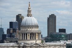 St Pauls from Switch House