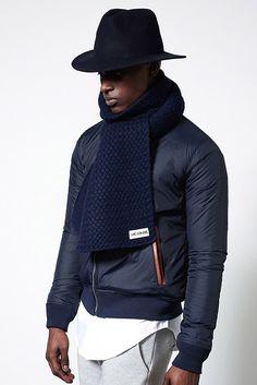 Aimé Leon Dore  winter outfit