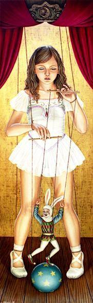 """""""Marionettes"""" by Shiori Matsumoto - 2003"""