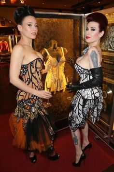 Hard Rock Couture - Music Inspired Fashion Exhibition Opening