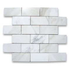 Calacatta Gold Italian Calcutta Marble Subway Brick Mosaic Tile 2 x 4 Polished Stone Center Online,http://www.amazon.com/dp/B0094ALEF2/ref=cm_sw_r_pi_dp_cKD0sb16WQ9J4G7B
