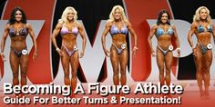 Becoming A Figure Athlete - Guide For Better Turns & Presentation!