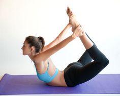 Bow Pose - Yoga Asana