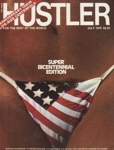 Hustler 2004 holiday issue