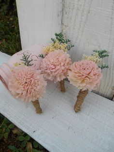 Thanks for looking. I began Rosy Lily in 2011, as a wife and mama who just knew her creative passions was through flowers. I am now debuting on Etsy. Exciting! I hope to work with you on your floral needs. This listing features a rosy pink boutonniere accented with cream filler and