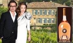 The A-listers bought the 17th-century estate for £35million. One of the reasons they chose it is because it has a working vineyard