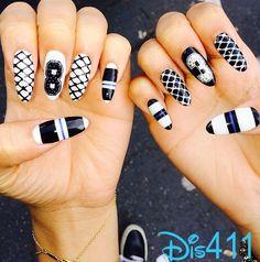 Photo: Zendaya's Nails December 9, 2013