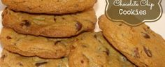Bacon chocolate chip cookies - Bacon is good with EVERYTHING...right?
