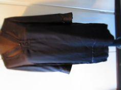 Abito Givenchy raso nero 42-44