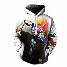 Best offers on bulk purchase of sad joker sublimated hoodie from Alanic Global, reputed manufacturer in USA, Australia and Canada.