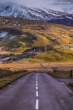 The road to Elphin, Sutherland, Scotland Places To Travel, Oh The Places You'll Go, Travel Destinations, Places To Visit, Outlander, The Road, England And Scotland, Scotland Travel, Journey
