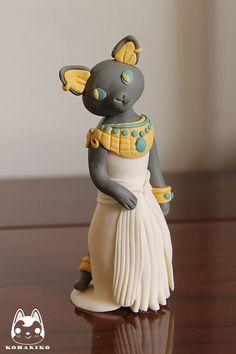 Gatinha egípcia