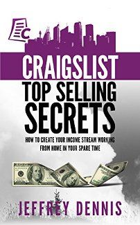 Craigslist Top Selling Secrets (book) by Jeffrey Dennis