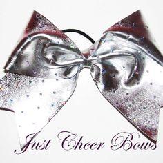 Diamond Girl Cheer Bow