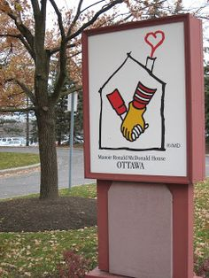 Ronald McDonald House Is Making a Difference #mcdonalds #charity #Ottawa #journeysofthezoo