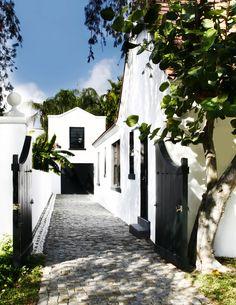 Cape Dutch House, Photo by Ariela Grossman