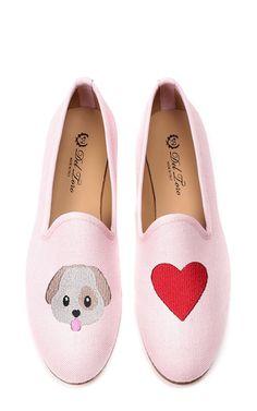 M'O Exclusive #puppylove Loafer by Del Toro for Preorder on Moda Operandi