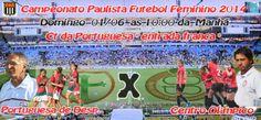 BlogdoLira: - Domingo 01/06 Tem Futebol Feminino pelo Paulistã...