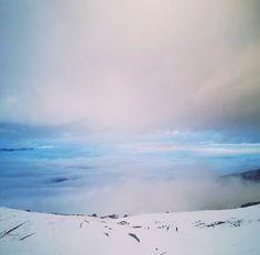 Dal Rifugio Barracco, Caramanico, Abruzzo Mountains, Travel, Snow, Viajes, Destinations, Traveling, Trips, Bergen