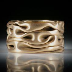 Napkin Rings, Gemstones, Gold Rings, Gems, Jewels, Minerals, Napkin Holders