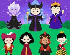 Princess Digital Clipart Princess Clipart Aladdin por Cutesiness