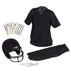 Franklin Sports Youth Football Uniform Set 763b6df72
