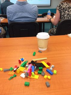 Ok here we go Lego serious play workshop  #D4H2015 ping @Hellibop