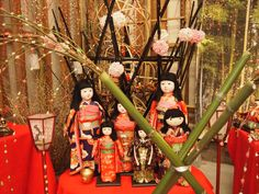 Ichimatsu Dolls