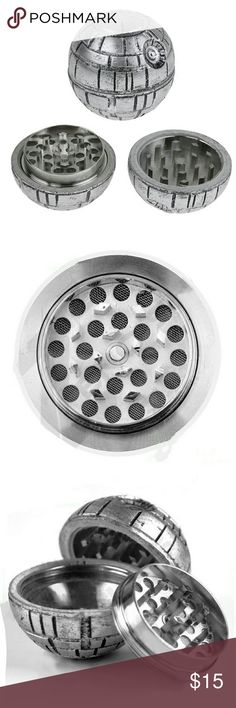 Ball Herb Grinder 3 layers ball herb grinder. 2 inch diameter For spice, tobacco, herb Other