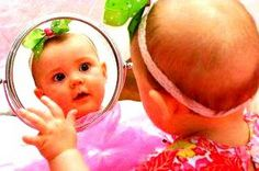 Mirror, mirror, I Am Light, Life, Love, Beauty.